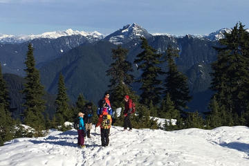 Vancouver Snowshoeing Tour