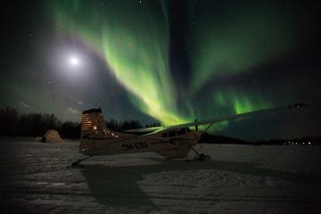 Northern Lights Flight from Rovaniemi