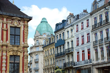 Lille City Sightseeing Tour*