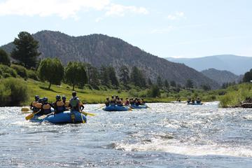 Day Trip Half-Day Whitewater Rafting in Browns Canyon near Buena Vista, Colorado