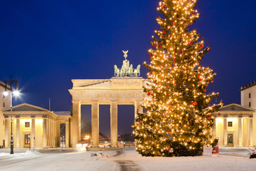 Excursão a pé pelos mercados natalinos de Berlim