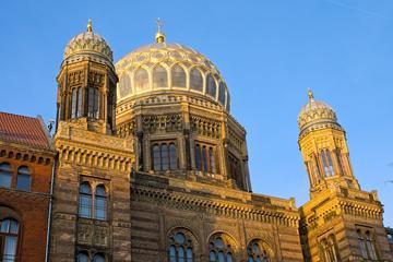 Tour a piedi di mezza giornata sulla vita ebraica a Berlino
