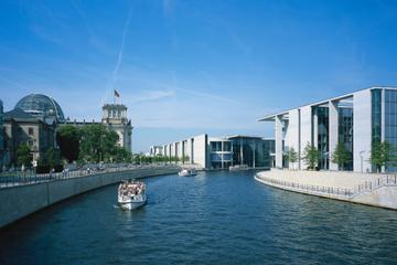 Tour della cultura e dell'architettura moderna di Berlino con visita
