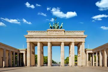 Upptäck Berlin: halvdagsrundtur till fots