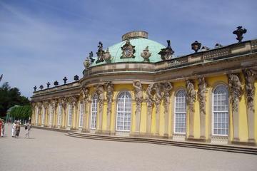 Warnemünde Shore Excursion: Private Potsdam Tour