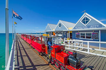 Busselton Jetty Package: Underwater Observatory, Jetty Train and...