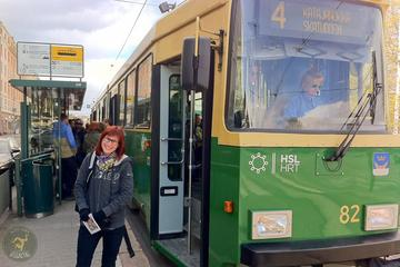 Helsinki City Tour by Public Transport with 24-Hour Ticket