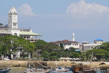 Stone Town Guided Tour from Zanzibar