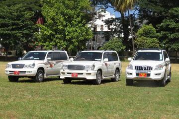 Transfert de départ VIP privé à Zanzibar
