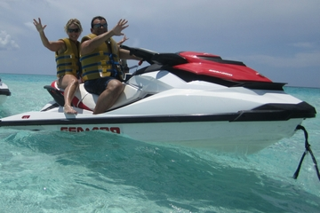 Grand Cayman Jetski-Tour: Stingray ...