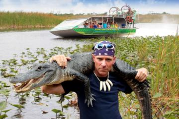 Everglades VIP Tour with Transportation Included