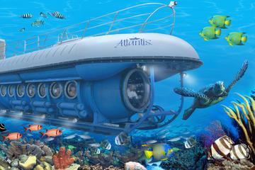 Expédition Atlantis Submarine - Grand Cayman