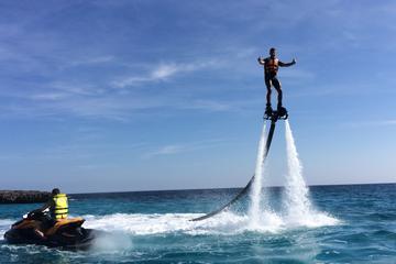 Long Flyboard Session in Menorca