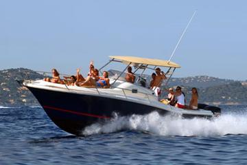 Private Boat Trip in South Menorca