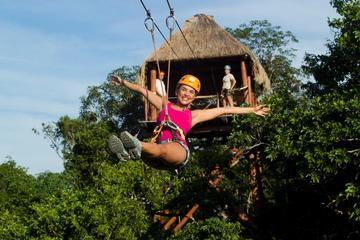 Jungle Maya Park Admission Ticket