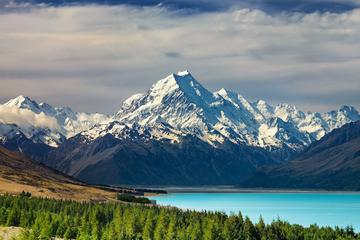 Mount Cook and Southern Alps Discovery with Optional Milford Sound...