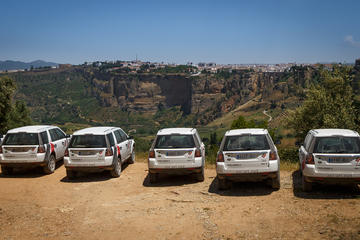 Ronda Off-Road Tour in 4x4 Landrover