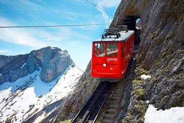 Mount Pilatus from Lucerne Round-Trip...