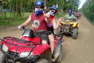 Dominican Countryside Quad Tour from Puerto Plata