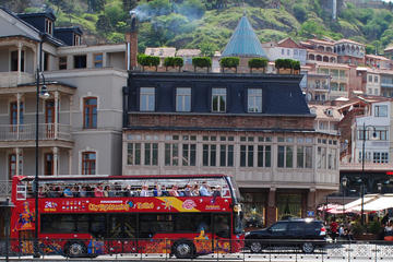CitySightseeing Tbilisi Red Bus Tour