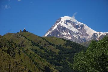 Day Trip to the Kazbegi-Ananuri