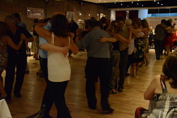 Buenos Aires Tango Tour Including Class and Milongas