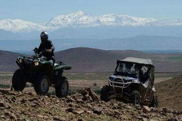 Altas Mountains off-Road Buggy or Quad adventure: Guided Half-Day...