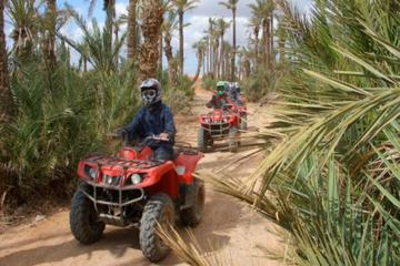 Guided Quad Biking Tour in Marrakech