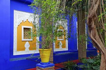 Half-Day Private Guided Tour and Shopping Trip in Marrakesh