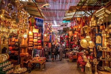 Private Marrakech Secrets of the Medina Shopping Tour