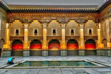 Private Tour Day Trip to Marrakech from Casablanca