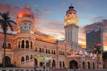 Facinating Kuala Lumpur Half Day Private Tour