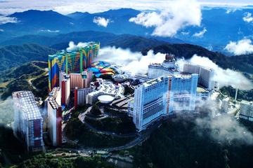 Genting Highland,Batucaves & Berjaya Hills 3 in 1 Day Tour With Tour Guide