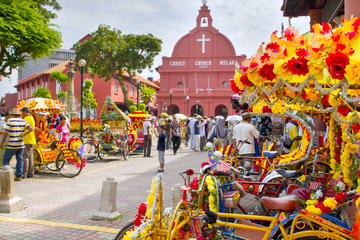 Guided Historical City Of Malacca Day Tour With Lunch