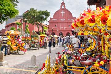 Guided Melaka Historical & Heritage Tour With Lunch