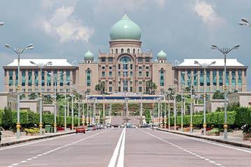 Guided Putrajaya City Tour From Kuala Lumpur
