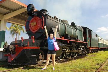 Half Day North Borneo Steam Train