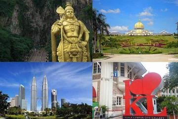 Kuala Lumpur City & Countryside Guided Tour With Lunch