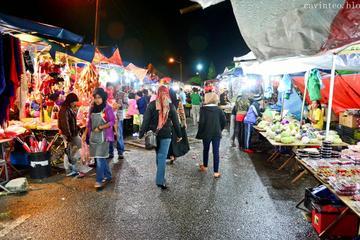Kuala Lumpur-Local Night Market & Mamak