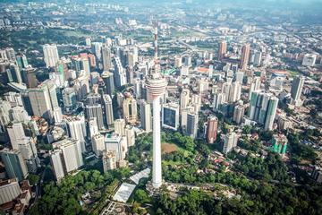 Kuala Lumpur Tower Admission Ticket and Transfer from Kuala Lumpur Hotel