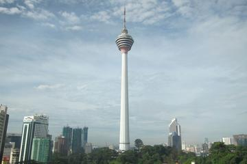 Kuala Lumpur Tower Admission Tickets With Free City Tour
