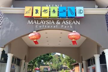Malaysian Traditional  Village Experience at Asian Cultural Park From KL