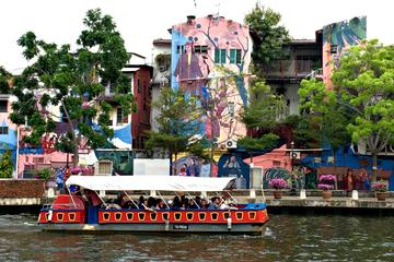 Melaka City Tour & River Cruise With Lunch