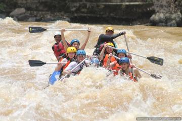 Padas White Water River Rafting from Kota Kinabalu