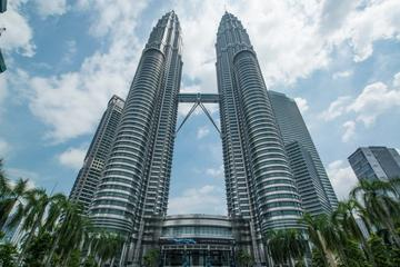 Petronas Twin Towers Admission Ticket with Lunch