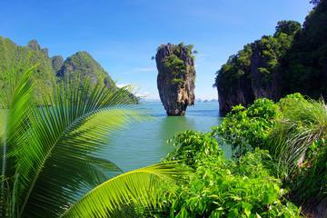 Phang Nga Canoe by Luxury Boat