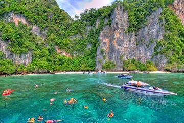 Phi Phi Island Discovery Tour by Speed Boat from Phuket Including...