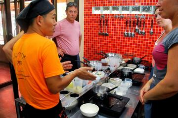 Phuket-Thai Cooking Classes