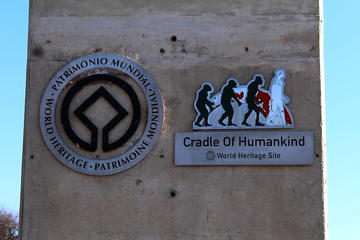 Cradle of Human Kind Tour and Lesedi Cultural Village Day Tour from...