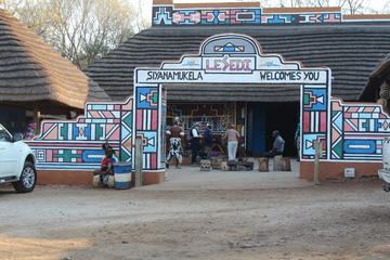 Lesedi Cultural Village Full-Day Tour...